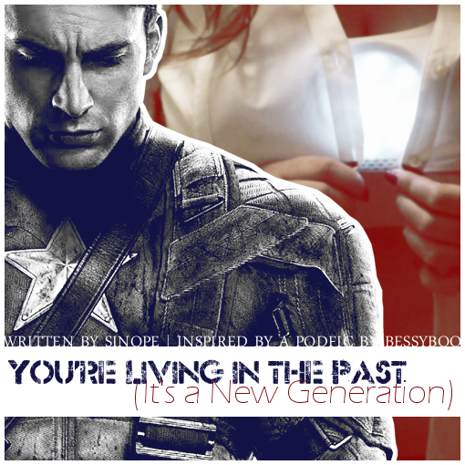 You're Living in the Past (It's a New Generation)